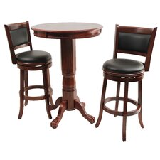 Augusta Pub Table with Optional Stools