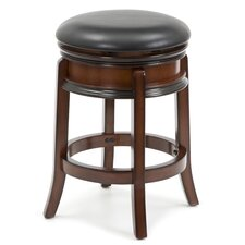 "Magellan 24"" Swivel Bar Stool with Cushion"