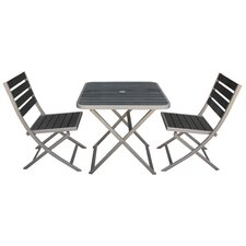 Fresca 3 Piece Dining Set