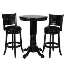 Sumatra Pub Table Set