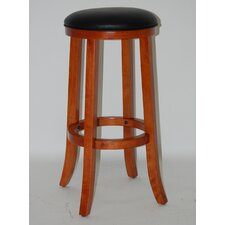 "Juno 29"" Bar Stool with Cushion"
