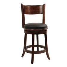 "<strong>Boraam Industries Inc</strong> Palmetto 29"" Swivel Stool"