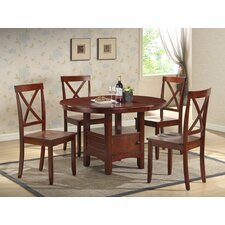 <strong>Boraam Industries Inc</strong> Madison 5 Piece Dining Set