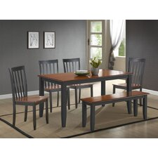 Bloomington 6 Piece Dining Set