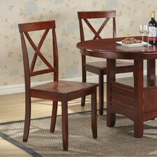 <strong>Boraam Industries Inc</strong> Madison Side Chair (Set of 2)