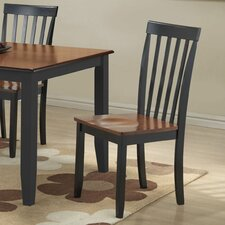 <strong>Boraam Industries Inc</strong> Bloomington Side Chair (Set of 2)