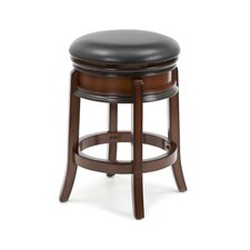 "<strong>Boraam Industries Inc</strong> Magellan 24"" Swivel Bar Stool with Cushion"