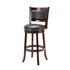 "Augusta 29"" Bar Stool in Cherry"