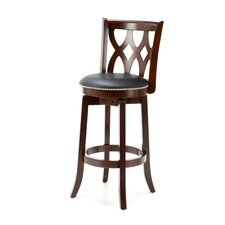 "Cathedral 29"" Bar Stool in 'LT' Cherry"