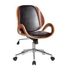 <strong>Boraam Industries Inc</strong> Rika Desk Chair with Arm