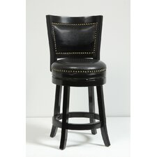 <strong>Boraam Industries Inc</strong> Bristol Swivel Stool with Cushion