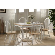 <strong>Boraam Industries Inc</strong> 5 Piece Dining Set