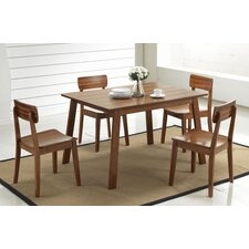 <strong>Boraam Industries Inc</strong> Hagen 5 Piece Dining Set