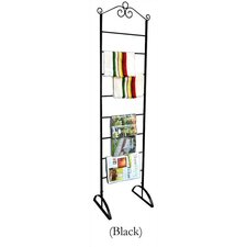"<strong>Pangaea Home and Garden</strong> 20"" Magazine/Towel Rack"