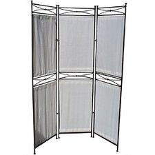 "68"" x 58"" Large 3 Panel Room Divider"
