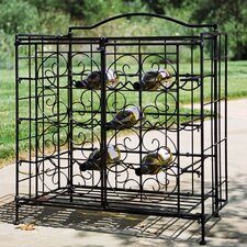 <strong>Pangaea Home and Garden</strong> Folding 15 Bottle Wine Rack