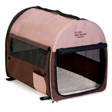 <strong>Petmate</strong> Portable Pet Home Soft Pet Carrier