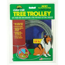 Cider Mill Heavy Tree Trolley for Dogs