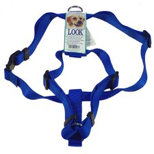 Aspen Pets Adjustable Dog Harness in Royal Blue