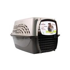 <strong>Petmate</strong> 2 Door Top Load Hard-Sided Pet Carrier