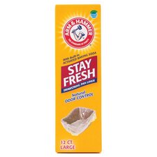 Large Arm and Hammer Drawstring Liner (Set of 12)