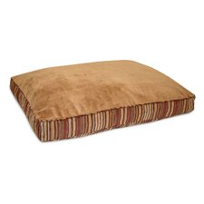 Antimicrobial Deluxe Pillow Dog Bed