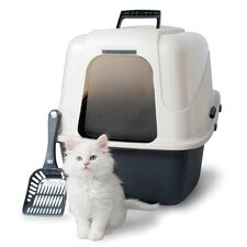 <strong>Petmate</strong> X-Large Deluxe Hooded Litter Box