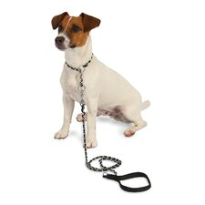 Aspen Pets Heavy Duty Training Leash in Black