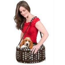 <strong>Petmate</strong> Curvations Underseat Traveler Pet Carrier