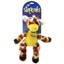 Medium Giraffe Stretchies Dog Toy