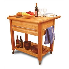 <strong>Catskill Craftsmen, Inc.</strong> Grand Workcenter Kitchen Cart