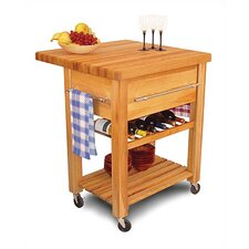 <strong>Catskill Craftsmen, Inc.</strong> Baby Grand Workcenter Kitchen Cart