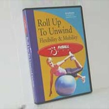 <strong>FitBall</strong> Roll Up To Unwind DVD