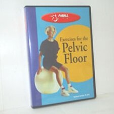 <strong>FitBall</strong> Exercises For The Pelvic Floor DVD