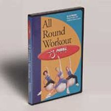 <strong>FitBall</strong> All Round Workout DVD