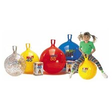 Kids Gymnic Hop Ball 25.98""