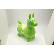 <strong>Gymnic</strong> Rody Horse in Lime