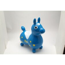 Rody Horse in Blue