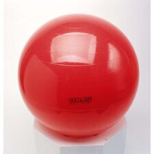 "22"" Classic Gymnastics Ball in Red"