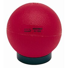 "4.5"" Heavymed Ball in Red"