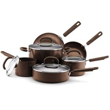 Earth Pan II Aluminum 10-Piece Cookware Set
