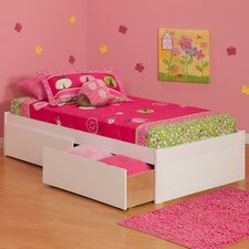 Urban Lifestyle Concord Platform Bed with Bed Drawers Set
