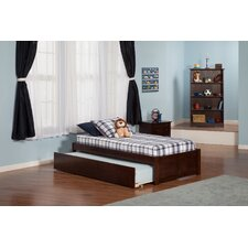 <strong>Atlantic Furniture</strong> Urban Lifestyle Urban Concord Bed with Trundle
