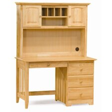 Windsor Desk with Hutch