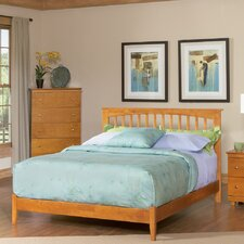 <strong>Atlantic Furniture</strong> Brooklyn Slat Bed