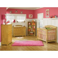 <strong>Atlantic Furniture</strong> Windsor 4-in-1 Convertible Crib Set