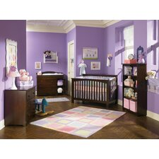 <strong>Atlantic Furniture</strong> Columbia 4-in-1 Convertible Crib Set