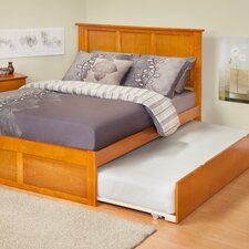 <strong>Atlantic Furniture</strong> Urban Lifestyle Madison Bed with Trundle