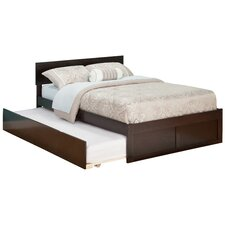 <strong>Atlantic Furniture</strong> Urban Lifestyle Orlando Bed with Trundle
