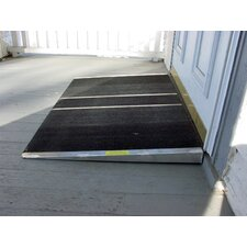 Self Supporting Threshold Ramp
